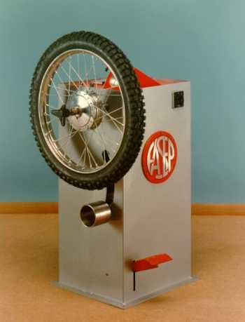 Прототип балансировочного стенда Fasep со стробоскопом